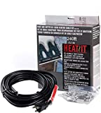 Heat Cables For Roofs And Gutters