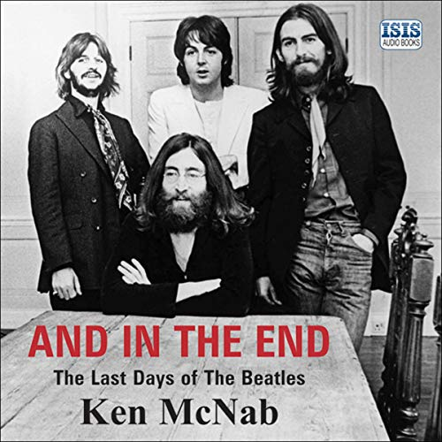And in the End cover art