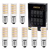 AIMHEIM 3.6W E14 LED Lampe entspricht 40W 45W Glühlampe, Kleine Edison-Schraube E14 Birne Warmweiss 3000K, 430LM, 360° Abstrahlwinkel E14 Maiskolben, AC 100-240V, Nicht Dimmbar, 8er Pack