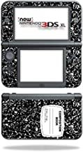 MightySkins Skin Compatible with New Nintendo 3DS XL (2015) Cover wrap Sticker Skins Compositon Book
