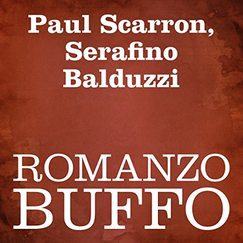 Romanzo buffo [A Funny Novel] cover art