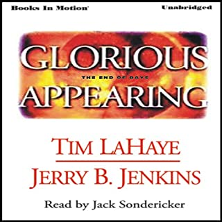 Glorious Appearing cover art