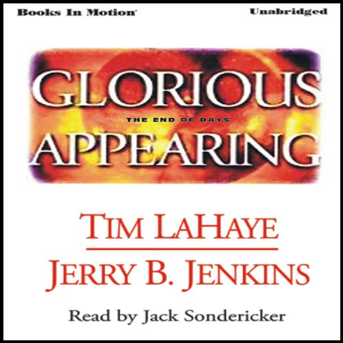 Glorious Appearing audiobook cover art