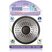 ShowerShroom Ultra Revolutionary Shower Hair Catcher Drain Protector