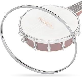 Sponsored Ad – Banjo Tension Hoop 8 Inch Nickel-plated Steel Tension Hoop for Banjo