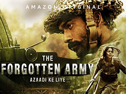 The Forgotten Army - Azaadi ke liye - Season 1