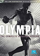 Olympia: The Complete Original Version (The Leni Riefenstahl Archival Collection)