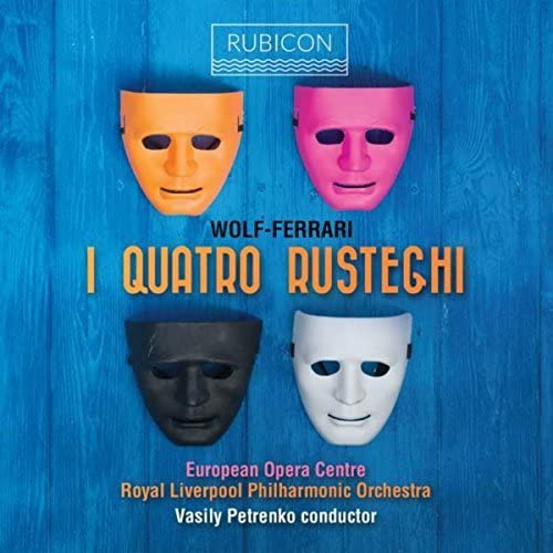 Royal Liverpool Philharmonic Orchestra, European Opera Centre & Vasily Petrenko