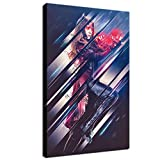 Superhero Scarlet Witch Wanda Django Maximoff Poster HD Print Canvas Painting Home Living Room Bedroom Wall Art Office Painting Wall Decorations