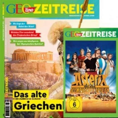 GEOlino ZEITREISE mit DVD 7/2018