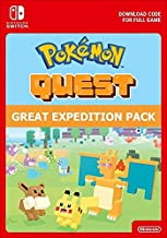Pokémon Quest: Great Expedition Pack - Nintendo Switch [Digital Code]