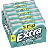 EXTRA Polar Ice Sugarfree Gum 35 Count Pack of 6