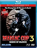 Maniac Cop 3: Badge of Silence poster thumbnail