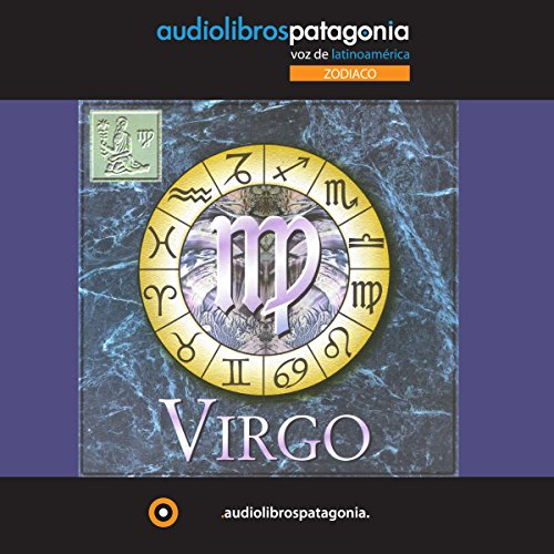 Virgo audiobook cover art