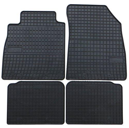 TN Profimatten Gummifussmatten Auto-Fußmatten Passform GNI0547945A