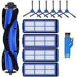 Kit de Accessoire compatible avec Eufy RoboVac 11S Max, RoboVac 15C Max,RoboVac 30C Max Robot...