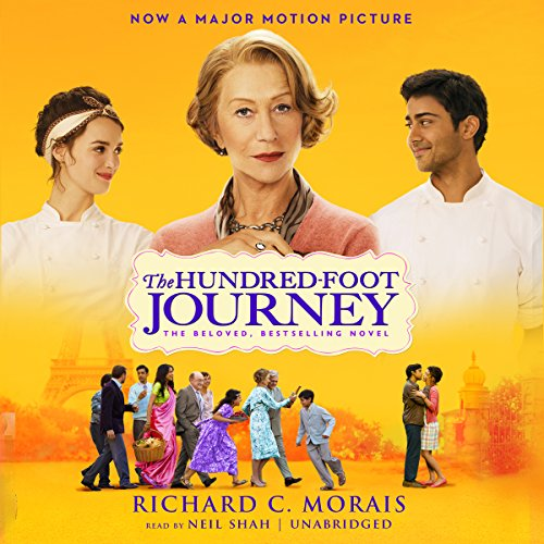The Hundred-Foot Journey     A Novel              Written by:                                                                                                                                 Richard C. Morais                               Narrated by:                                                                                                                                 Neil Shah                      Length: 8 hrs and 51 mins     8 ratings     Overall 4.6