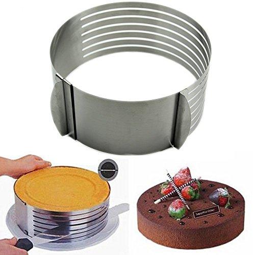 Cortador de tartas ajustable