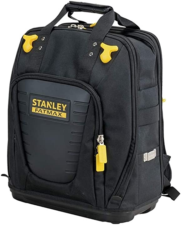 Zaino porta attrezzi zaino da lavoro stanley fmst1-80144 fmst1-80144-mochila fatmax acceso fácil