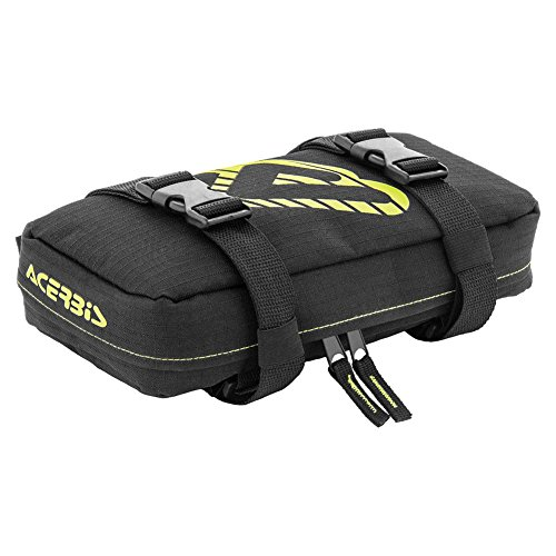 Black/Flo Yellow Acerbis Front Fender Tool Bag
