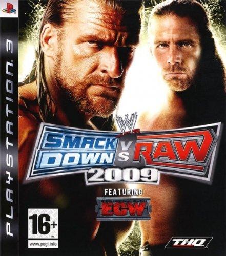 WWE Smackdown VS Raw 2009 [Importación italiana]