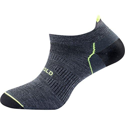 Devold Energy Low Sock Grau, Merino Socken, Größe 38-40 - Farbe Dark Grey