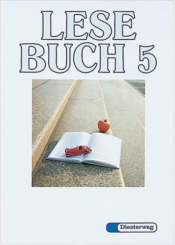 Lesebuch, Allgemeine Ausgabe, neue Rechtschreibung, 5. Schuljahr