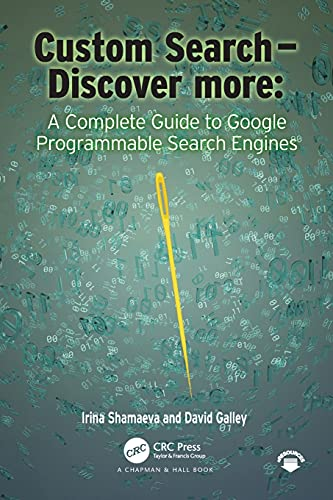 Custom Search - Discover more: