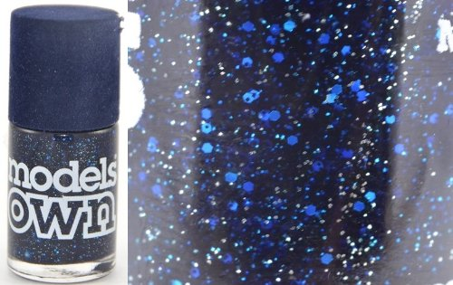MODELS OWN - Vernis Ongles Sable Liquide Collection Velvet Goth - VALERIAN
