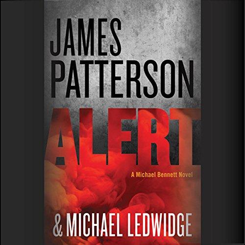 Alert audiobook cover art