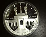 1984 S Olympic Proof Silver Do...