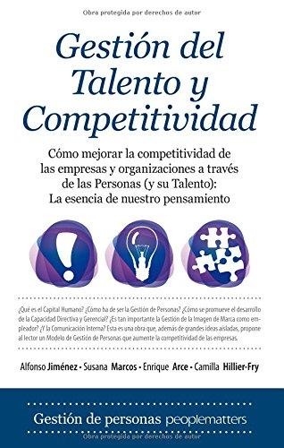 Libro gestión del talento y competitividad