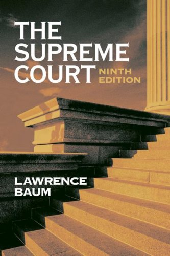 The Supreme Court, 9th Edition