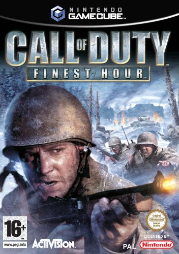 GameCube - Call of Duty - Finest Hour