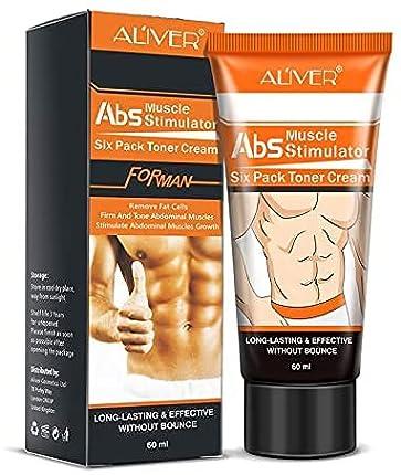Anti-Cellulite Massage Cream with Thermo-Active Effect , Entrenamiento para Mejorar La Crema Del Músculo Abdominal, Celulitis Delgada Gel De Masaje para Quemar Grasa Corporal
