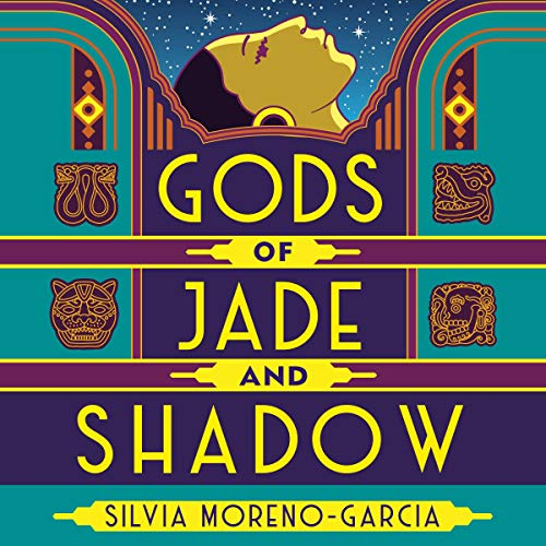 Gods of Jade and Shadow  By  cover art