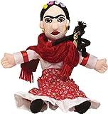 The Unemployed Philosophers Guild Frida Kahlo Little Thinker - 11' Plush Doll