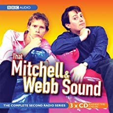 That Mitchell & Webb Sound - The Complete Second Radio Series