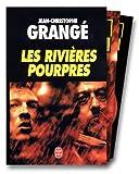 Jean-Christophe Grangé, coffret 2 volumes : Les Rivières pourpres ; Le Vol des cigognes