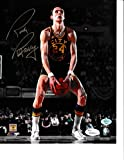 Rick Barry Autographed (Free Throw) 8x10 Photo Golden State Warriors JSA Authenticated