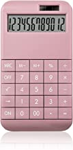 $28 » WCN Calculators Solar Calculator Accounting Dedicated Computer Office Student Computers Portable Stationery 12-Digit Displ...