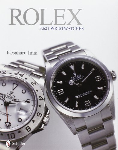 Rolex: 3,621 Wristwatches: 3,261 Wristwatches