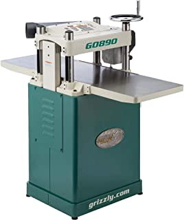 """Grizzly Industrial G0890-15"""" 3 HP Fixed-Table Planer"""