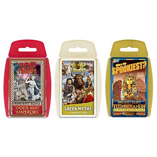 Ancient Civilizations Top Trumps Card Game JungleDealsBlog.com