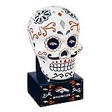 Team Sports America Denver Broncos, Sugar Skull Statue