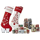 YANKEE CANDLE Doble calcetín Giftset, Multi