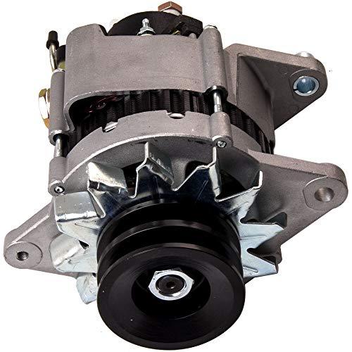 LZZJ Alternadores LR170-407 12V 80A Alternator para Nissan Navara Eng.sd23 2.3l Diesel...