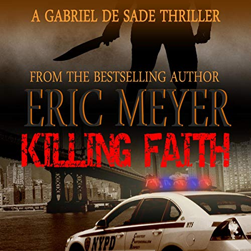 Killing Faith audiobook cover art