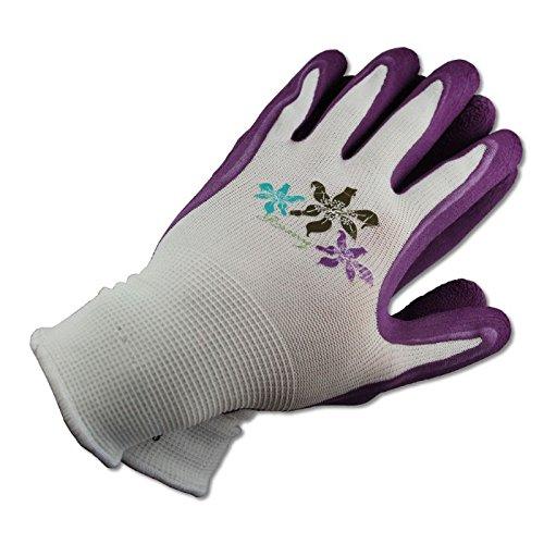 Rouille aing Gants de jardinage Nerine Latex, différentes tailles Groesse 8