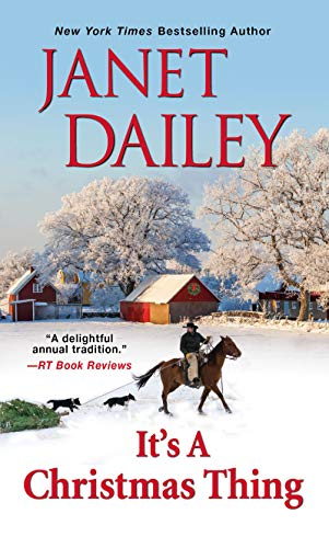 It's a Christmas Thing (The Christmas Tree Ranch Book 2)